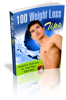 Product picture 100 Weight Loss Tips - Healthy Tips That Really Work